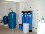 Odor-control treatment station and water softening in the local water delivery system [Кликните, чтобы увеличить фотографию]